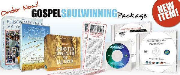 Gospel Soulwinning Package Book