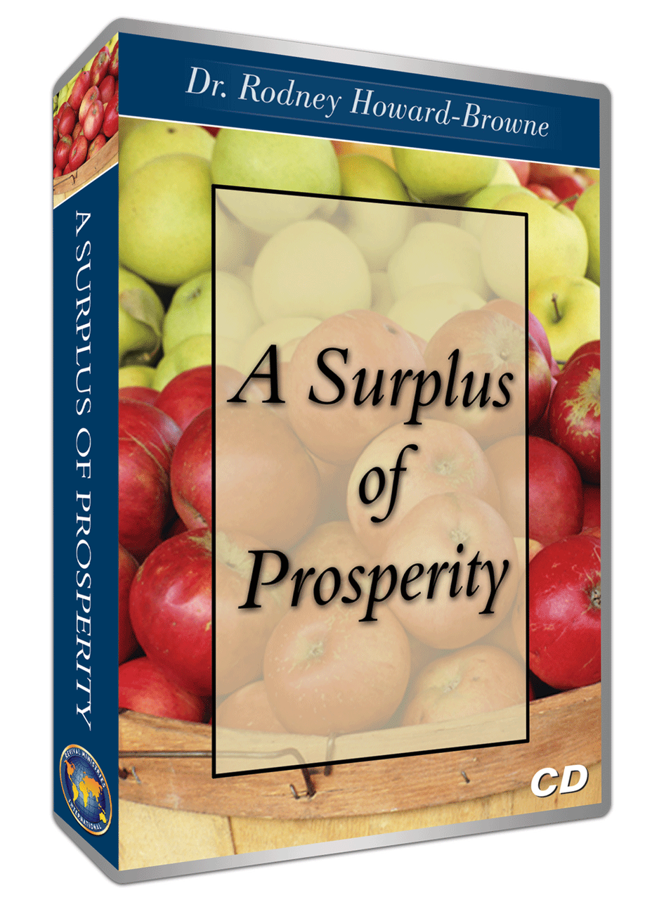 A Surplus of Prosperity Audio Download