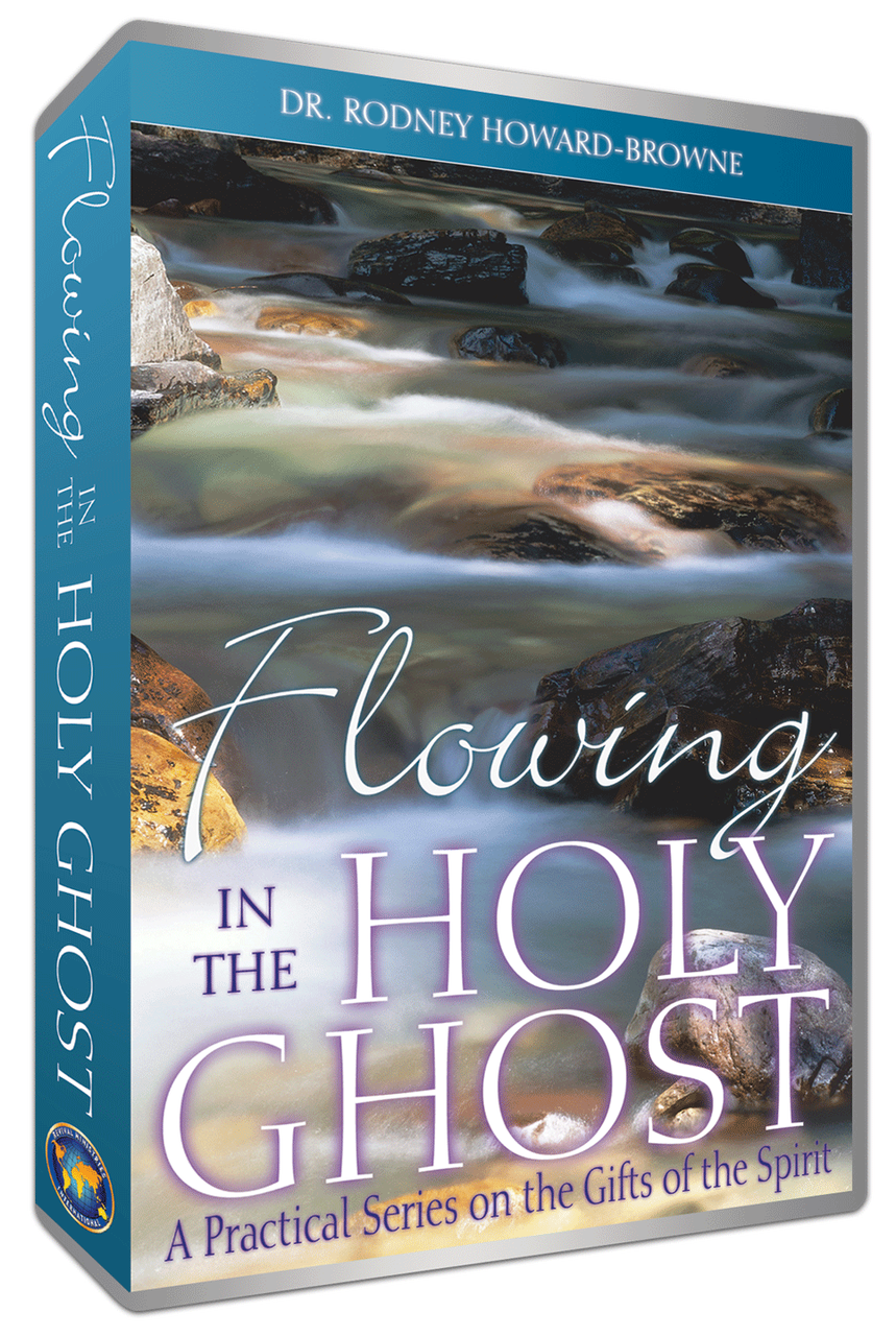 Flowing in the Holy Ghost Audio Download