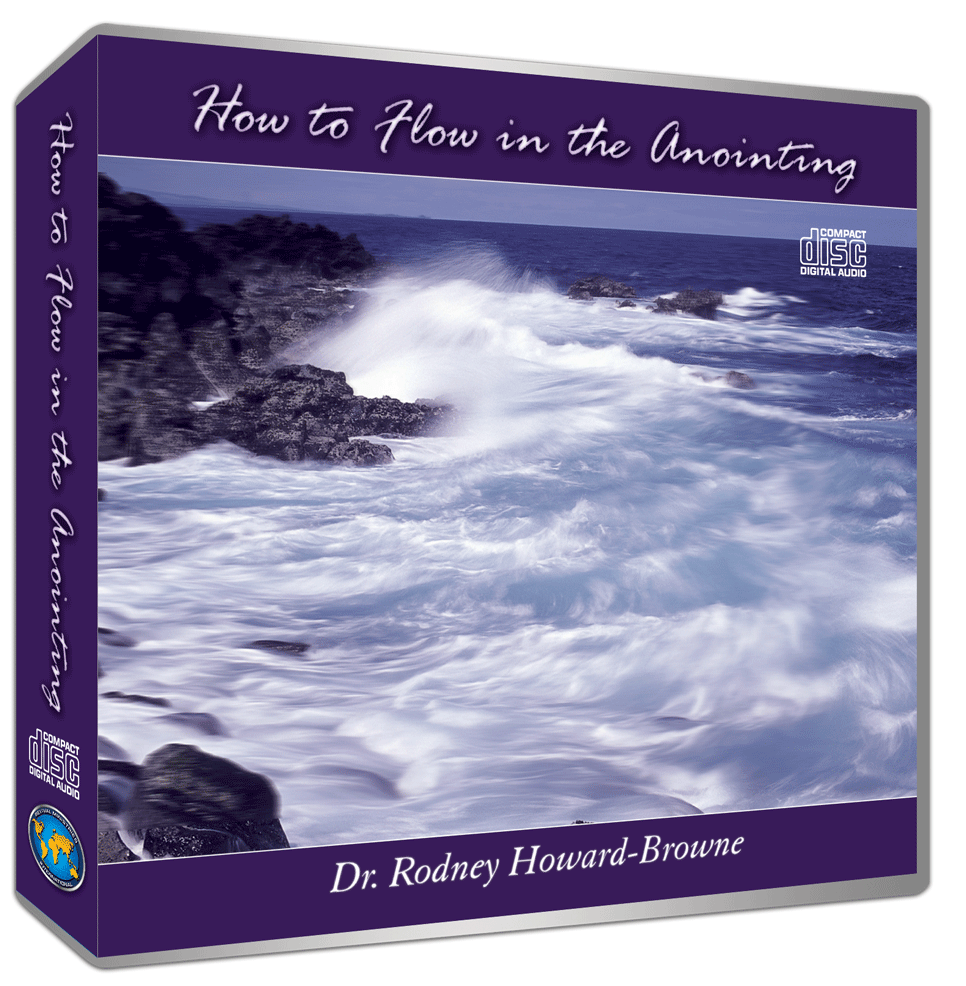 How to Flow in the Anointing Audio Download