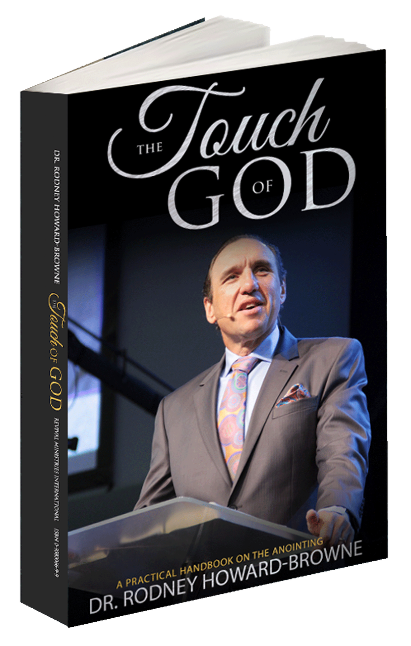 The Touch of God Book