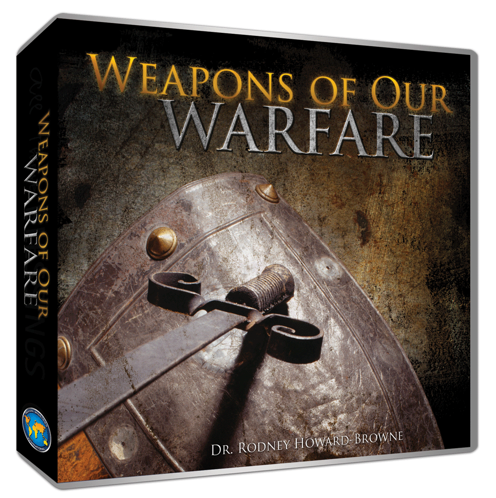Weapons of Our Warfare Audio Download