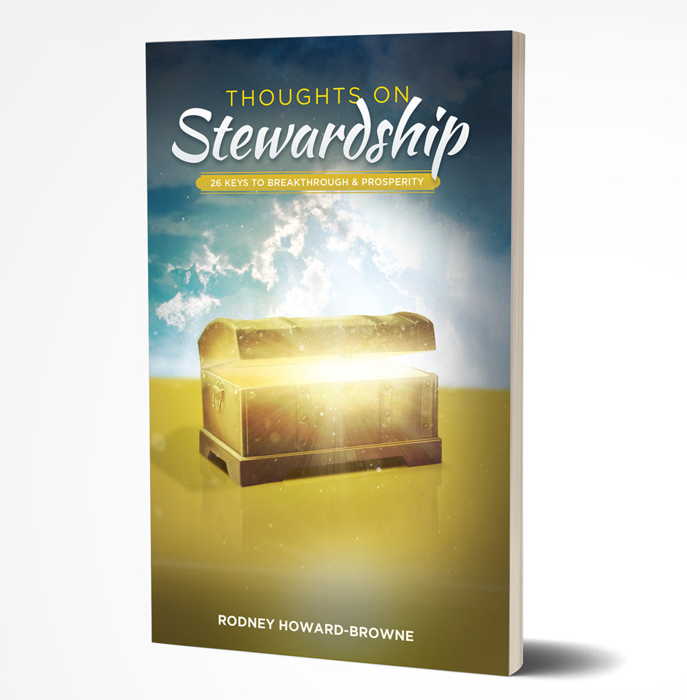 Thoughts on Stewardship Book