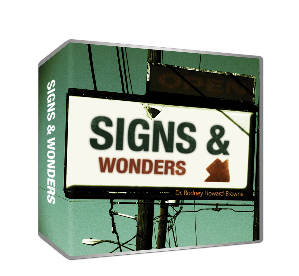 Signs & Wonders Video Download