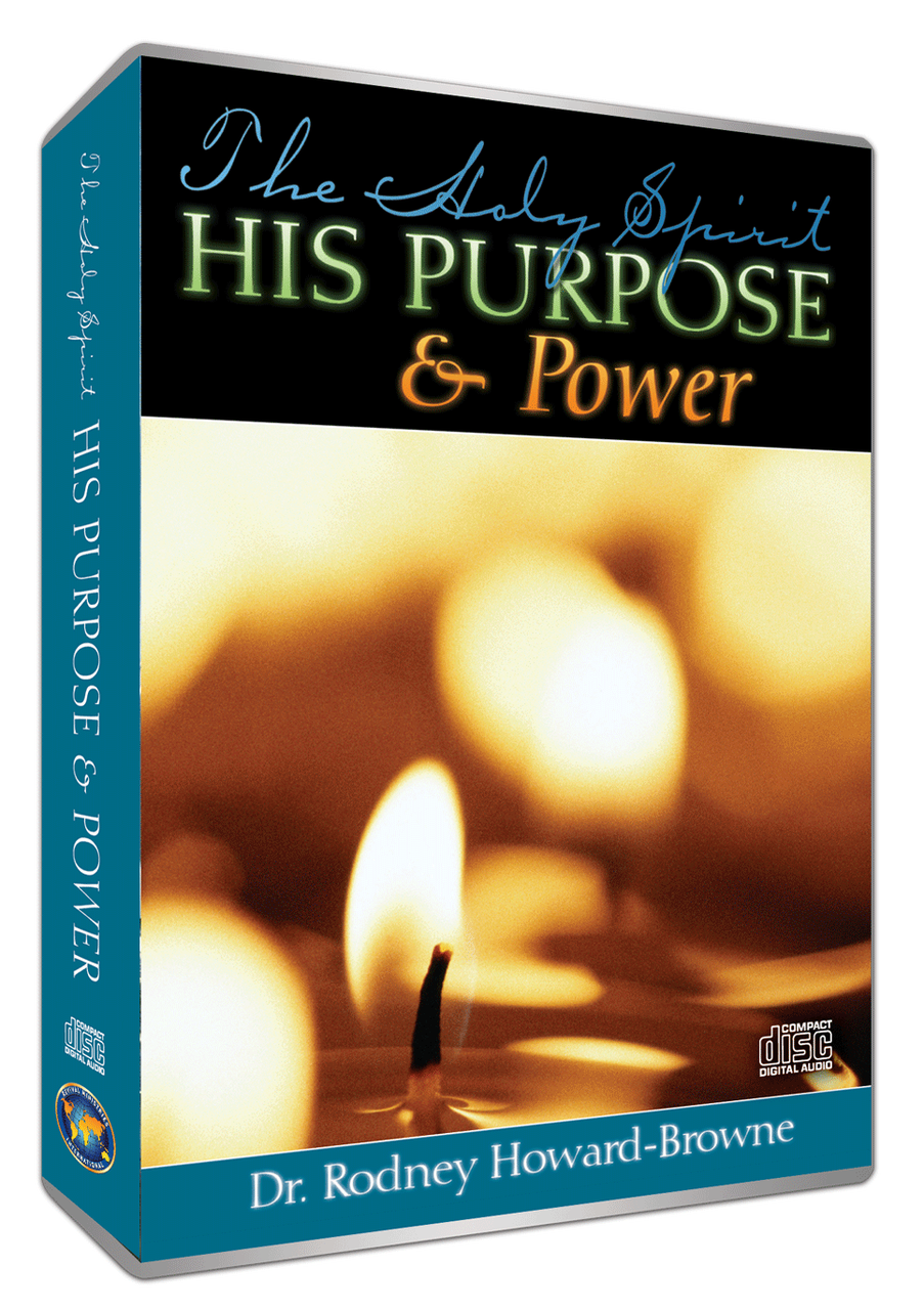 The Holy Spirit, His Purpose & Power Audio Download