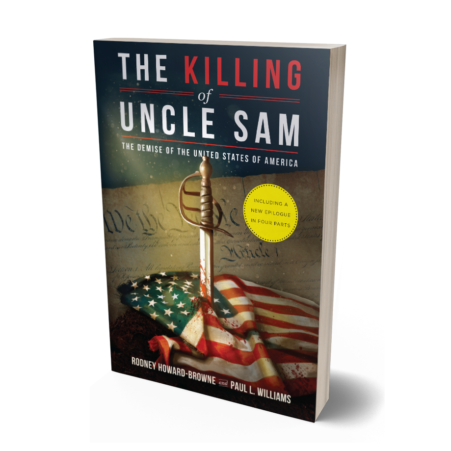 The Killing of Uncle Sam Book (Paperback) NEW EDITION