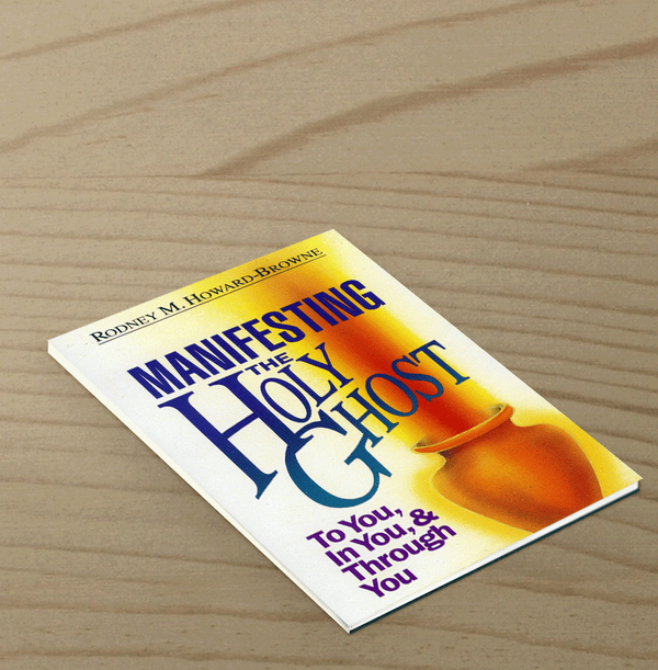 Manifesting the Holy Ghost Minibook
