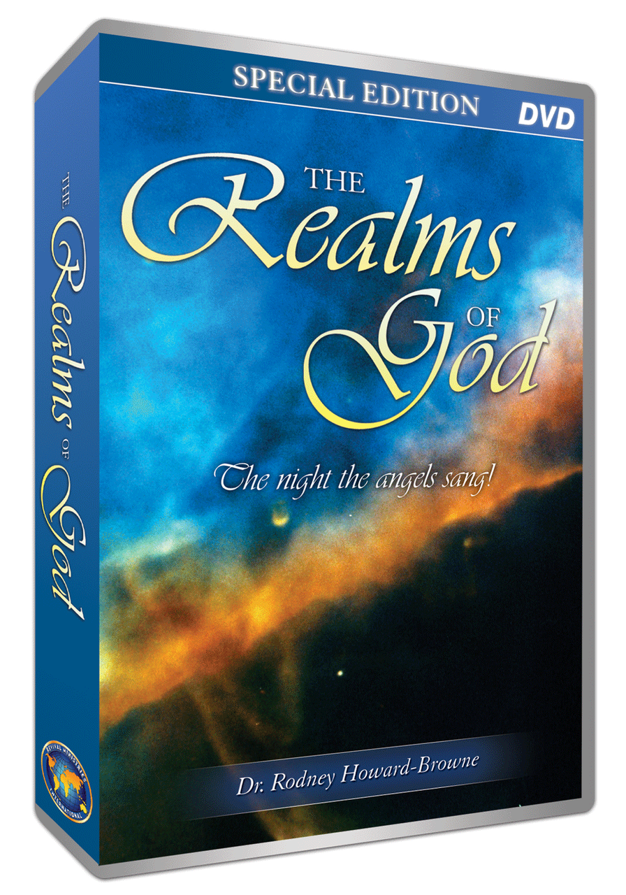 The Realms of God Special Edition DVD Series