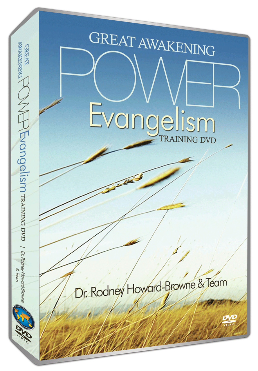 Power Evangelism DVD Series