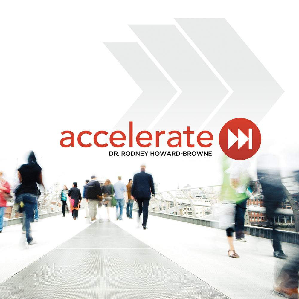 Accelerate Audio Series MP3 Download