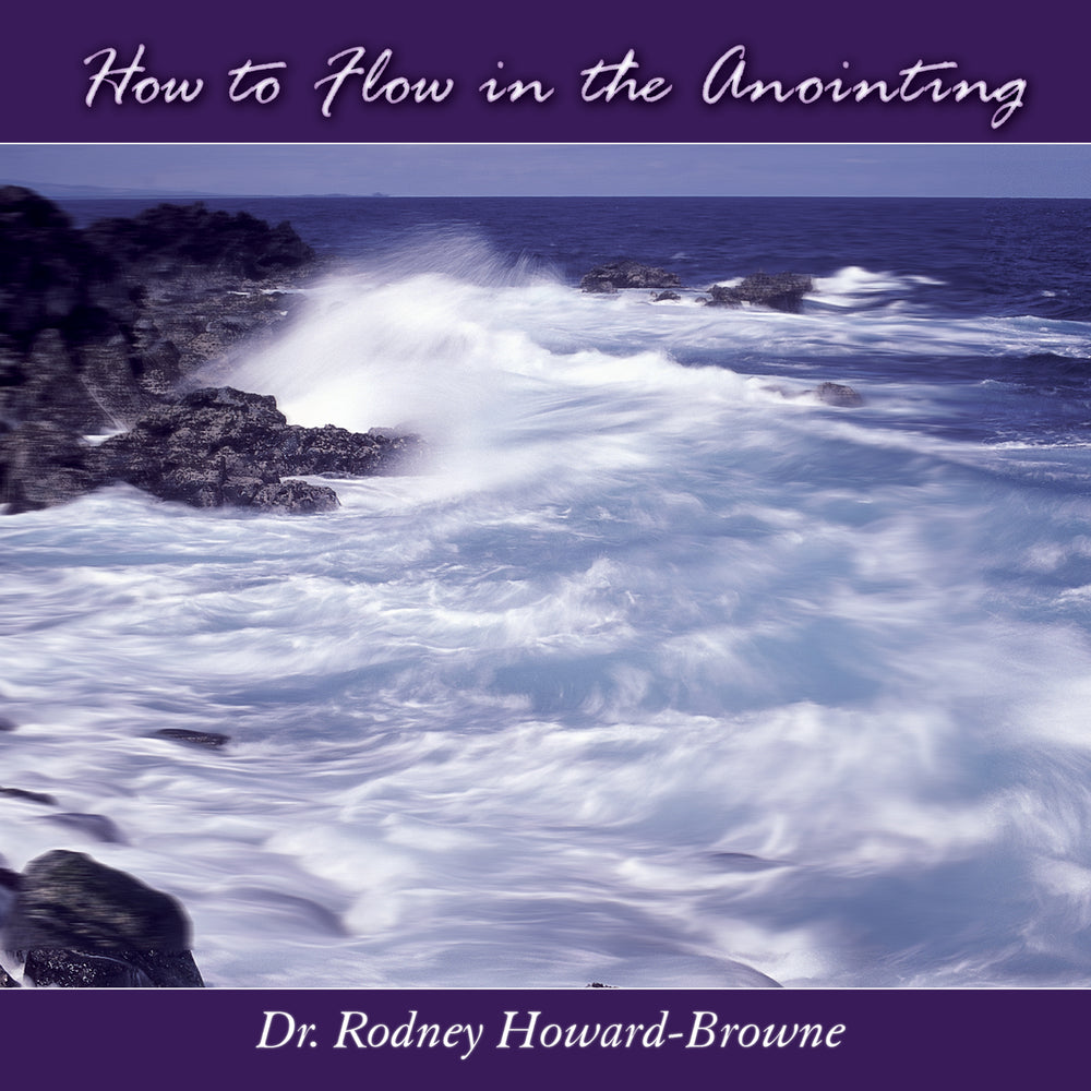 How to Flow in the Anointing Audio Series MP3 Download