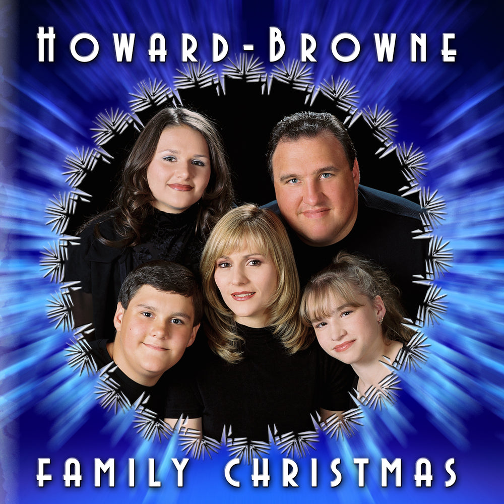 Howard-Browne Family Christmas