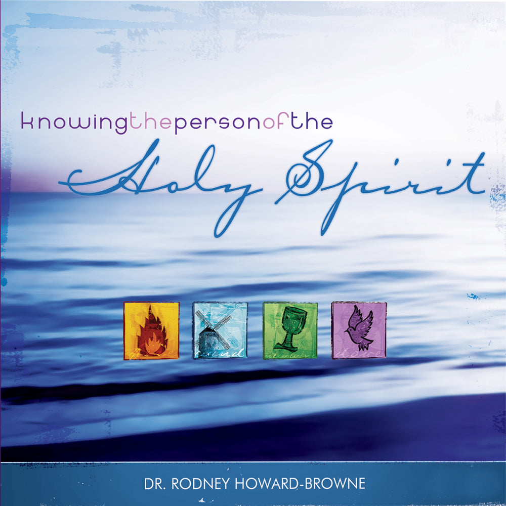 Knowing the Person of the Holy Spirit Audio Series MP3 Download