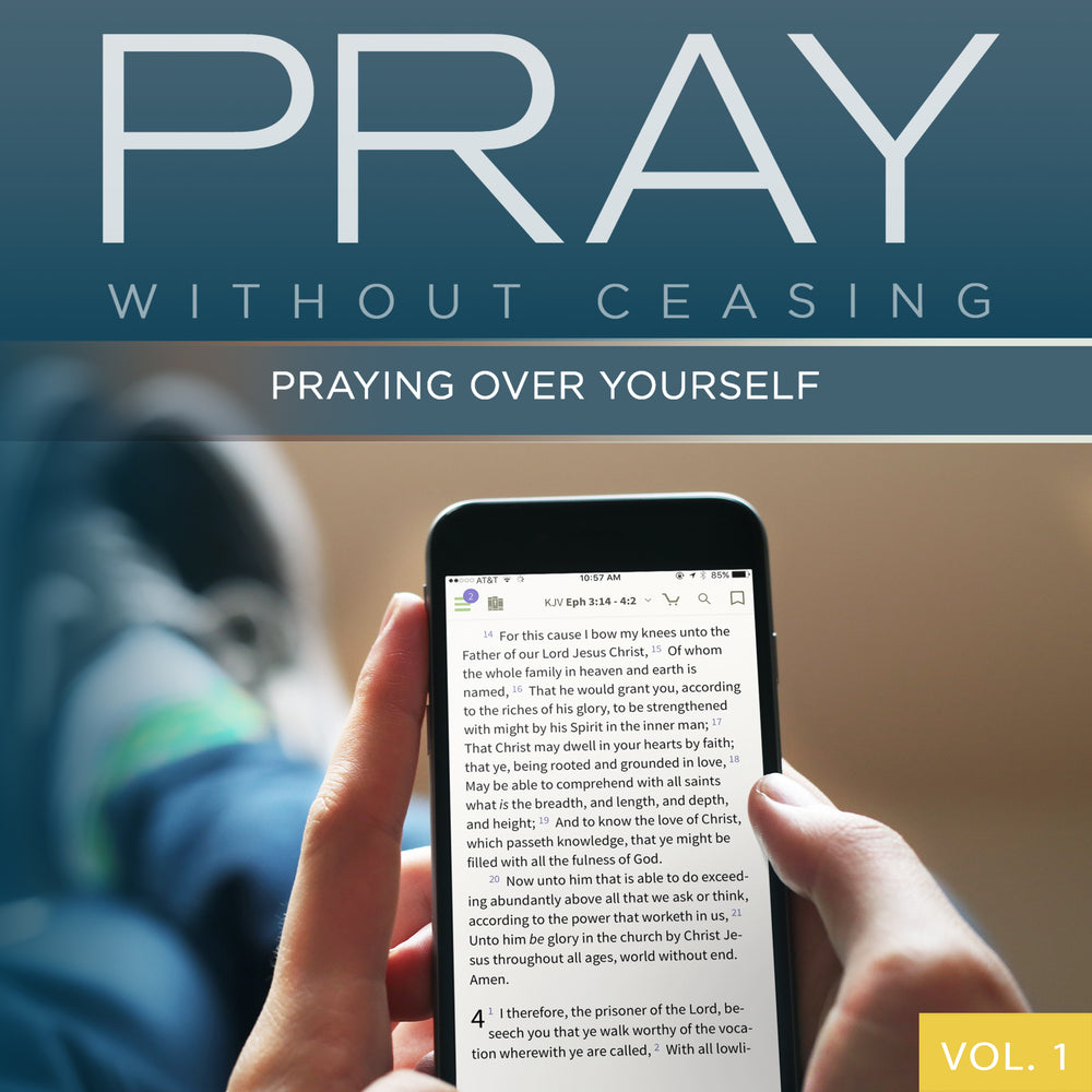 Pray Without Ceasing Vol 1 Audio Series MP3 Download