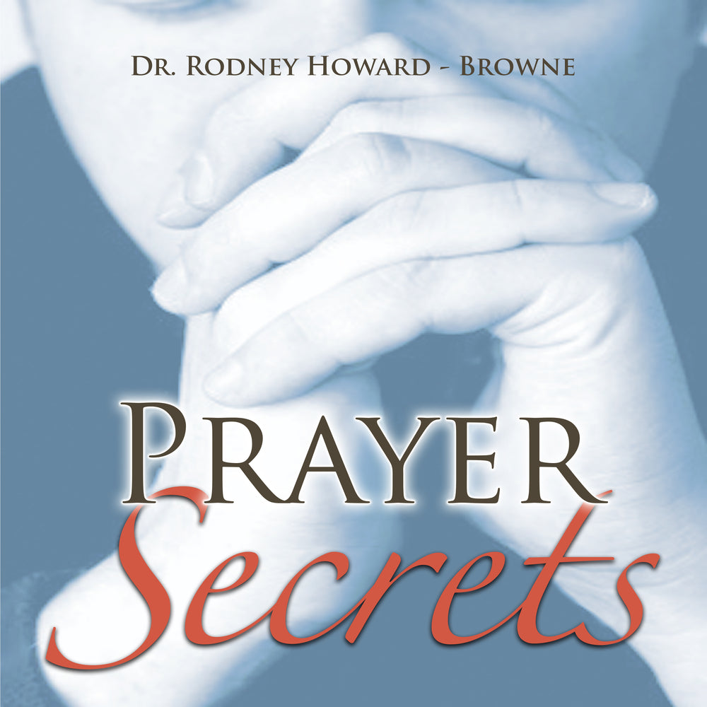 Prayer Secrets Audio Series MP3 Download