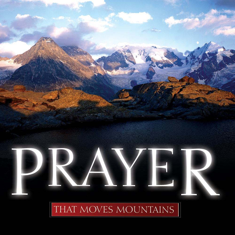Prayer that Moves Mountains Audio Series MP3 Download