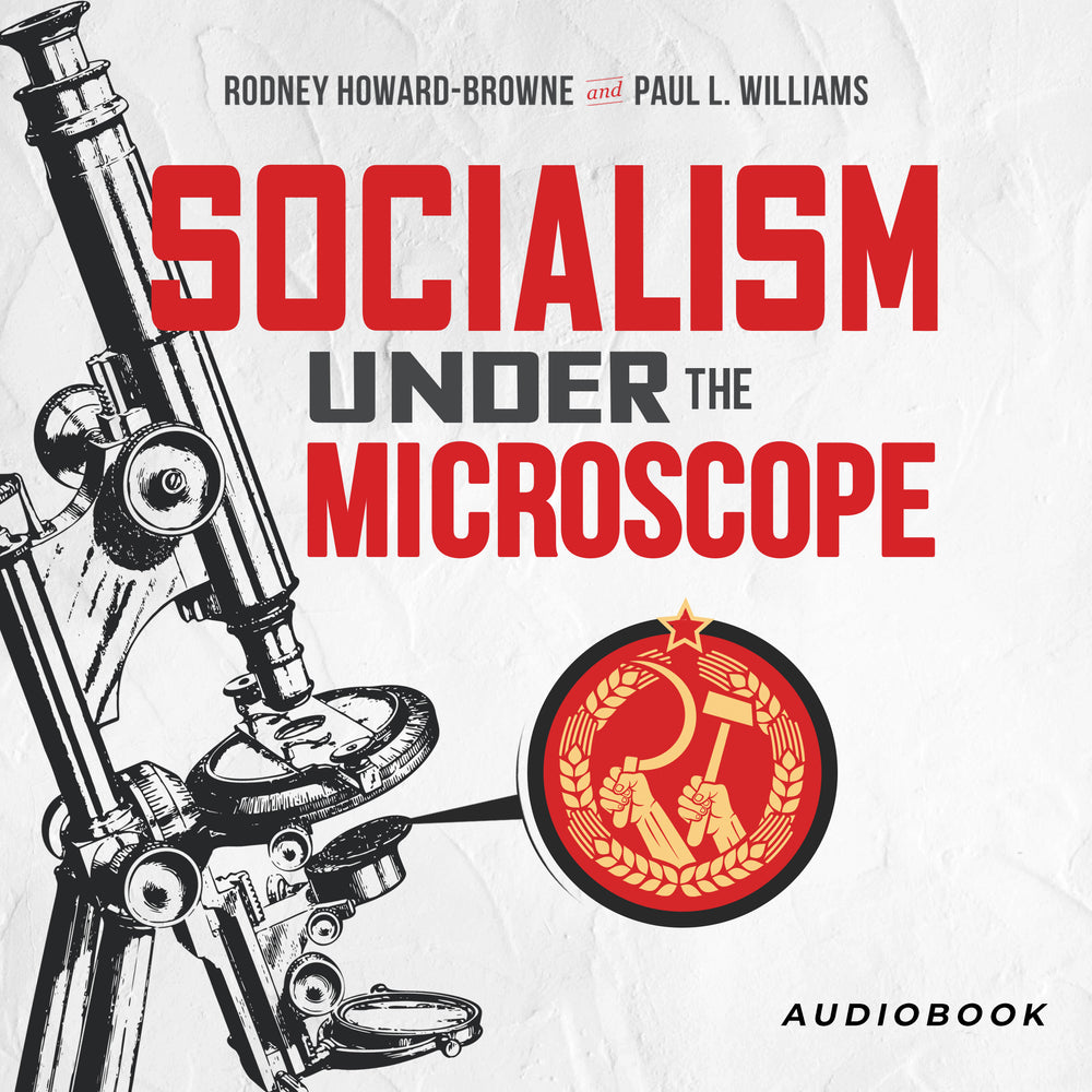 Socialism Under the Microscope Audiobook Download