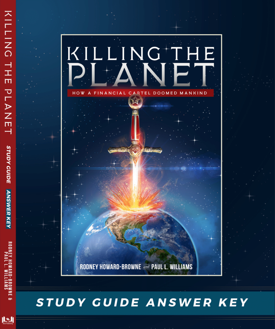 Killing The Planet Combo: Study Guide and Answer Key
