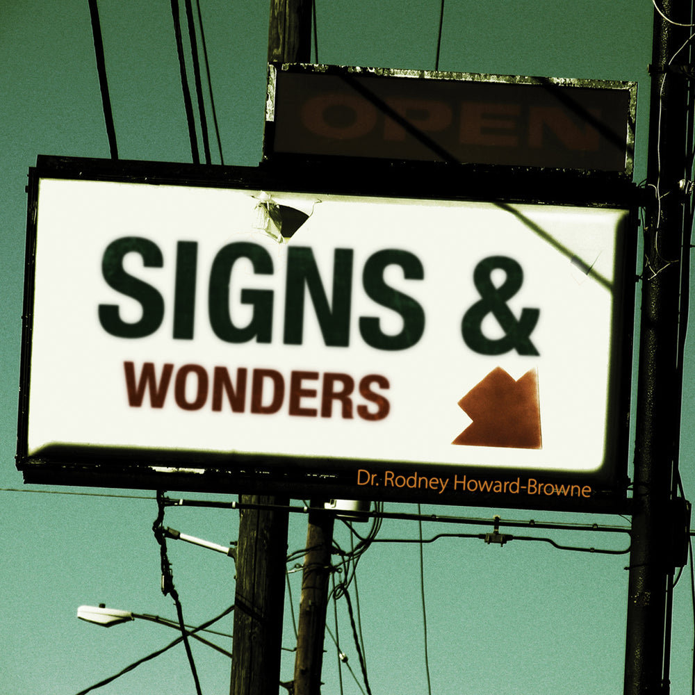 Signs & Wonders Audio Series MP3 Download