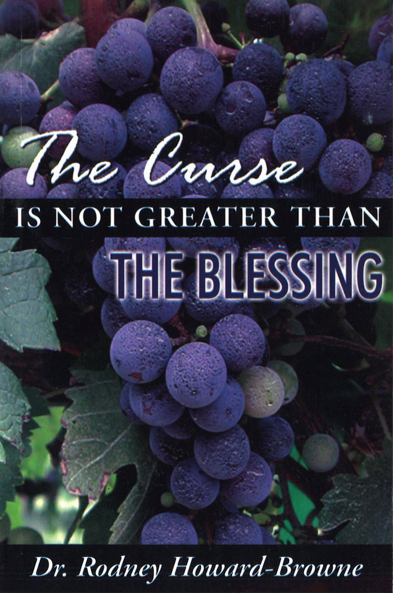The Curse is Not Greater Than the Blessing Book Download