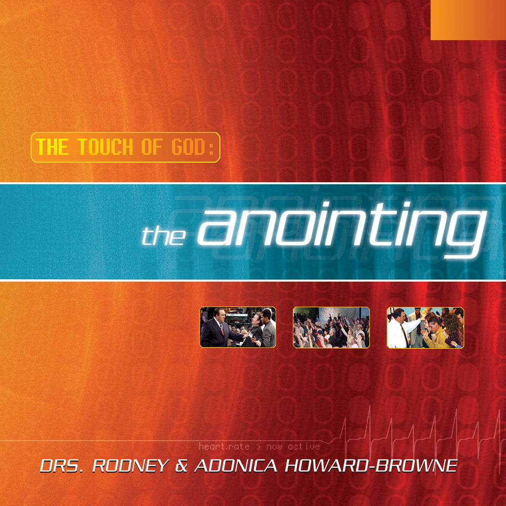 The Touch of God: The Anointing Audio Series MP3 Download