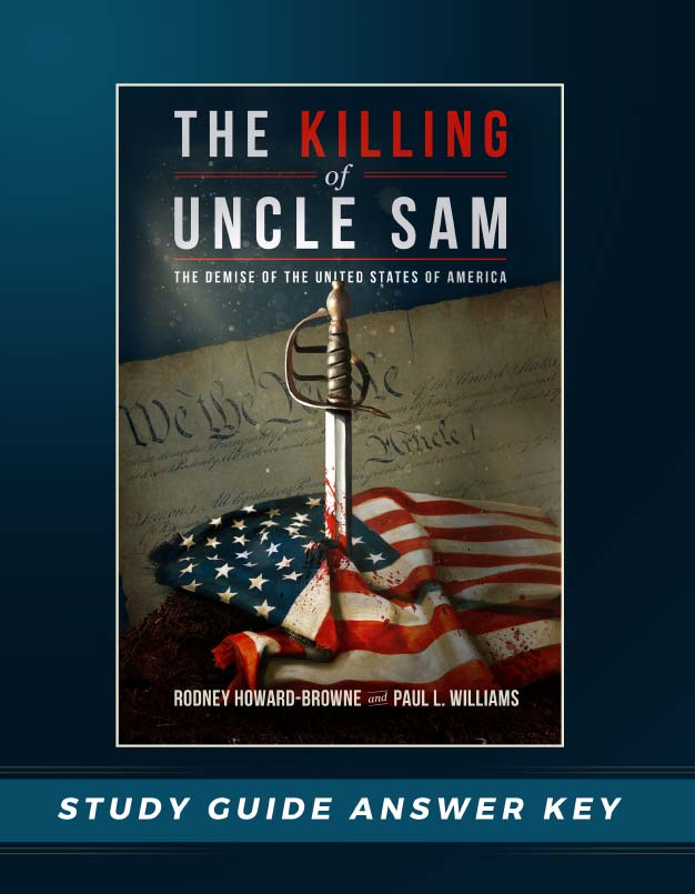 The Killing of Uncle Sam Study Guide Answer Key