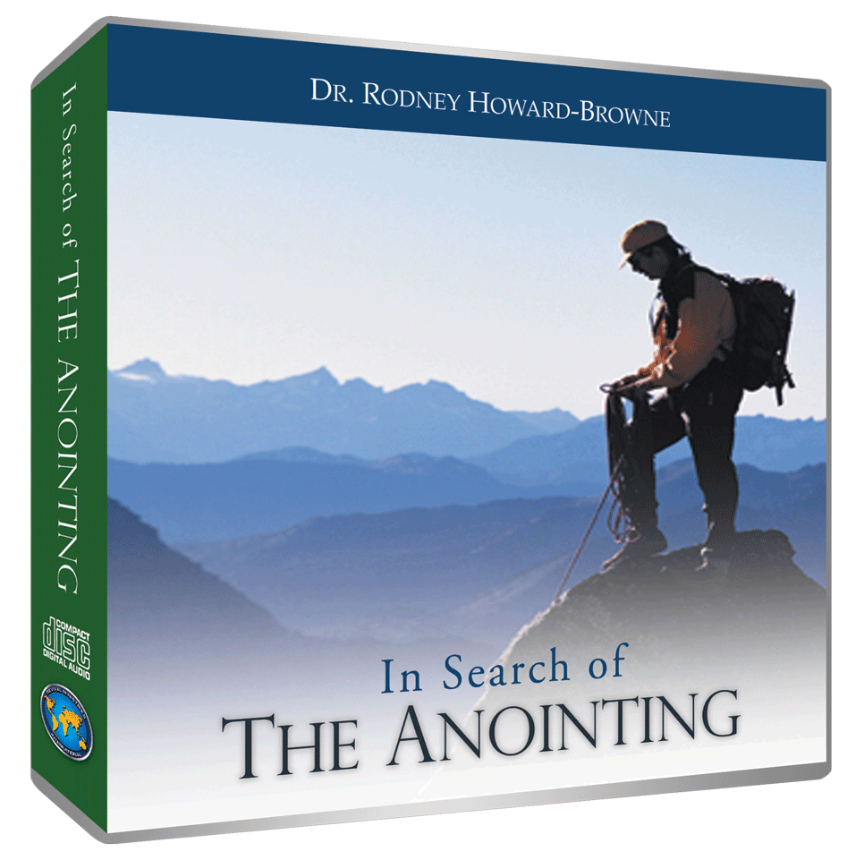 In Search of the Anointing Audio Download