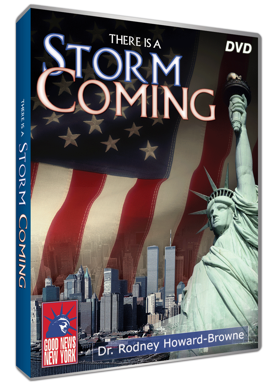 There is a Storm Coming DVD Series