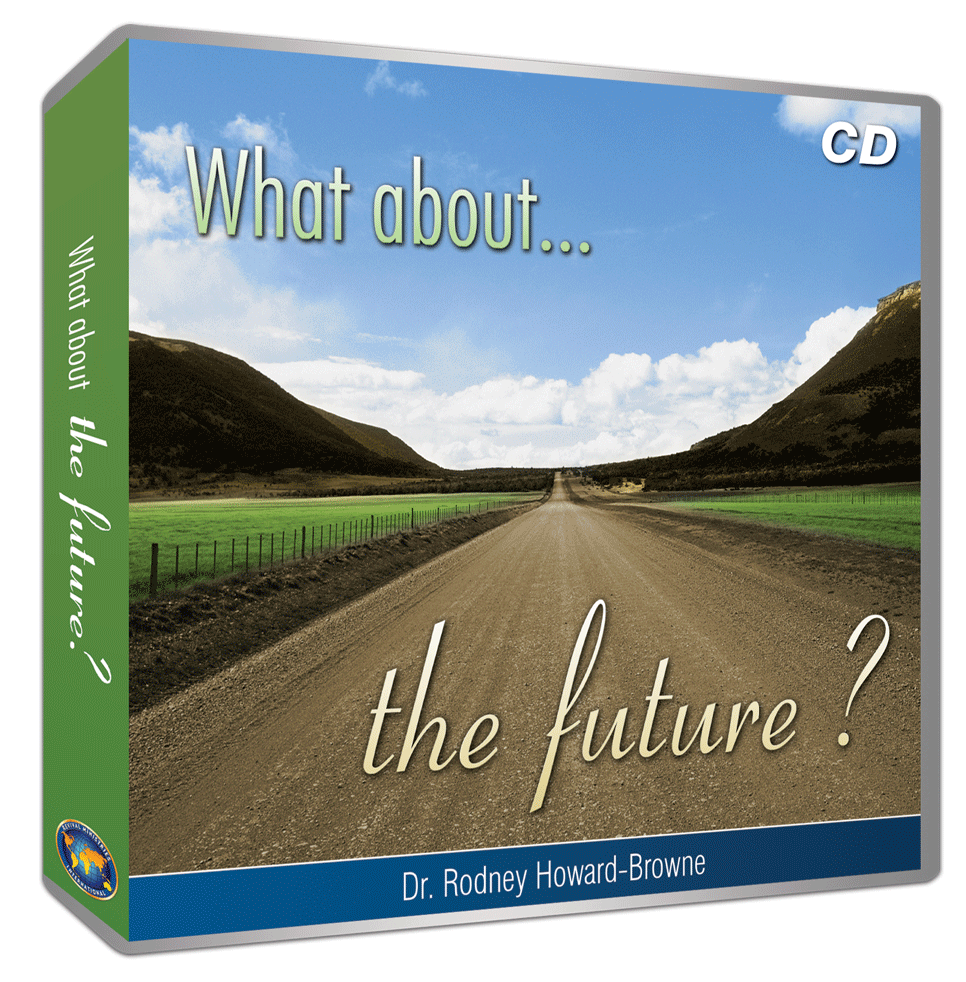 What About the Future? Audio Download