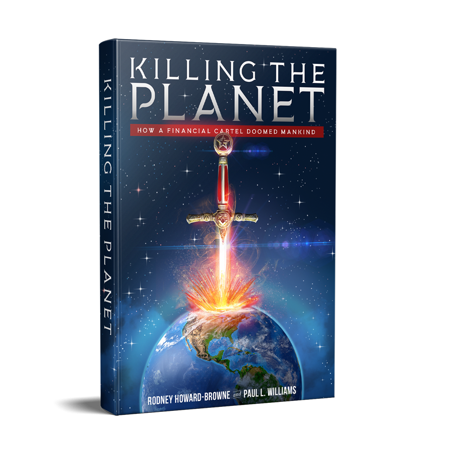 Killing the Planet: How a Financial Cartel Doomed Mankind