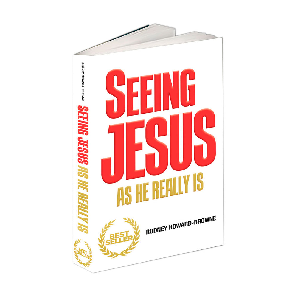 Seeing Jesus As He Really Is Book