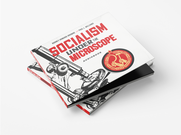 Socialism Under the Microscope Audiobook MP3 CD