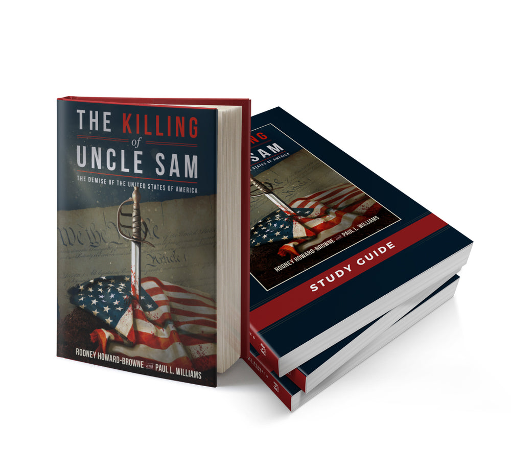 The Killing of Uncle Sam Combo: Book and Study Guide