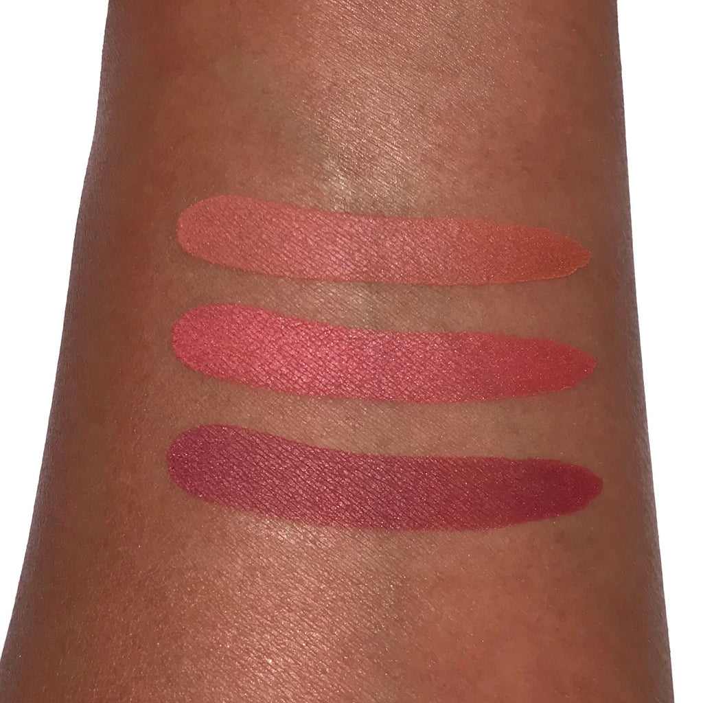 Colorete Blush Trio - Medium/Tan