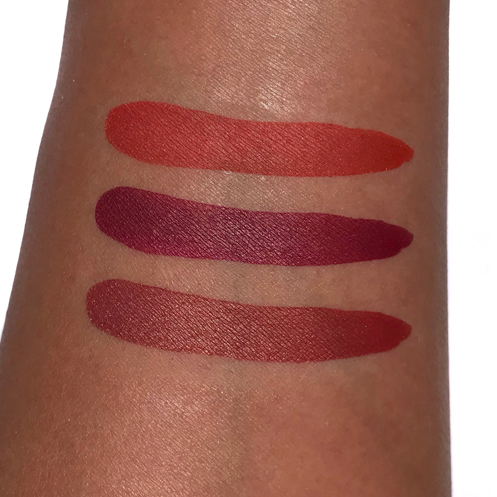 Colorete Blush Trio - Dark/Rich