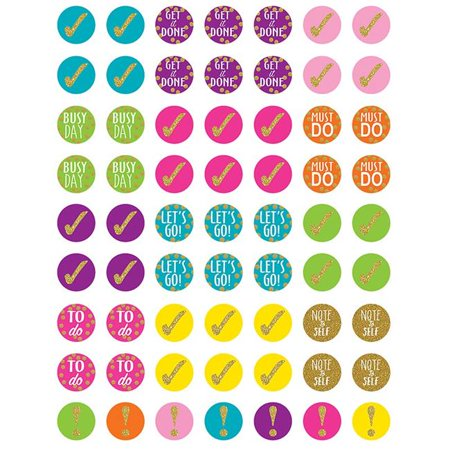 Confetti Planner Mini-Stickers