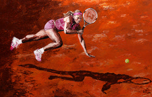 Serena Williams - Roland Garros