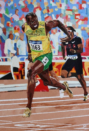 Usain Bolt - Fastest Ever