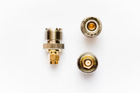 Adapter SMA Male to SO-239 Female