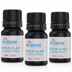 3 Pack Essential Oil Bundle - Choose Any 3 Oils