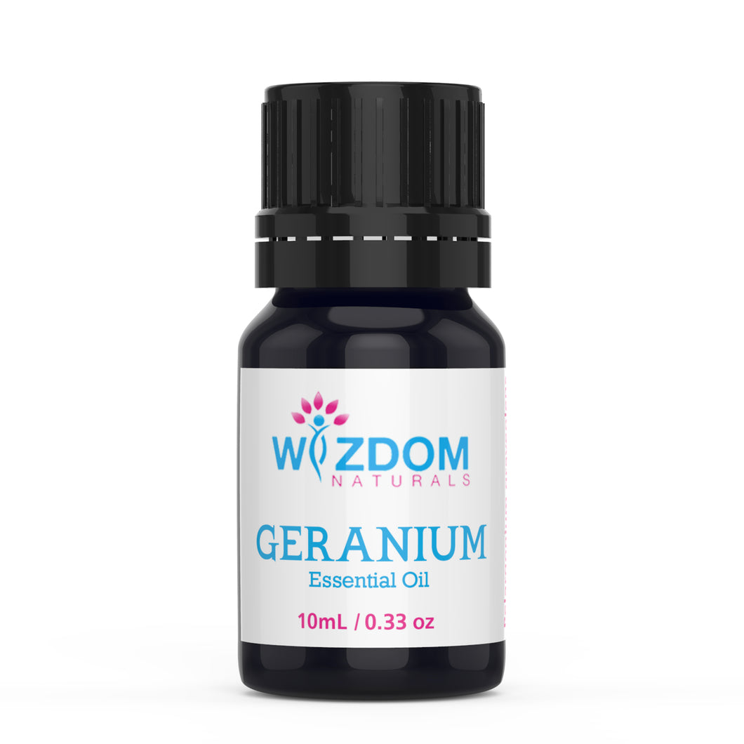 Geranium Essential Oil, 10 ml