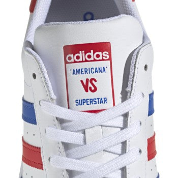 ADIDAS SUPERSTAR vs Americana