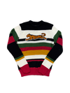 LE TIGRE STRIPE PATCH KNIT