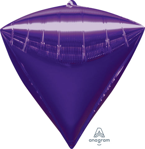 Diamondz Purple 17""