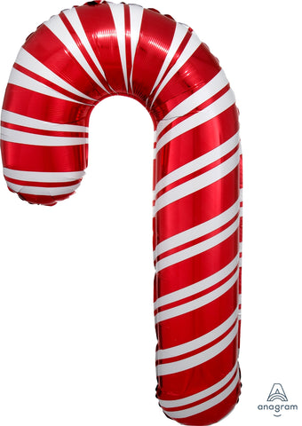 Holiday Candy Cane 37""