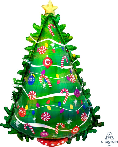 Green Christmas Tree 36""