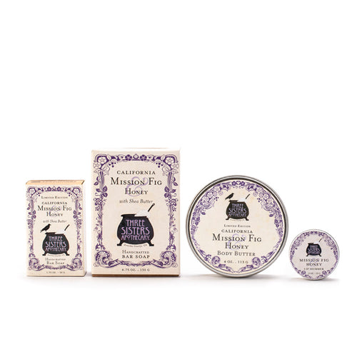 California Mission Fig & Honey - 4 oz.Body Butter