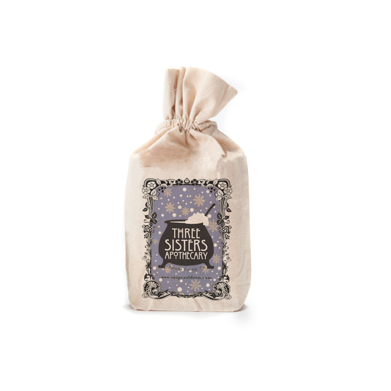 Let It Snow Bar Soap and Body Butter Gift Set