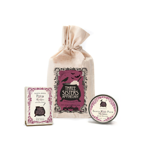 Something Wicked Bar Soap and Body Butter Gift Set