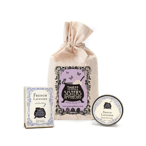 Easter Gift Sets - Bar Soap and Body Butter